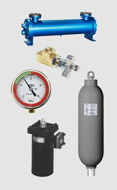 油圧アクセサリ